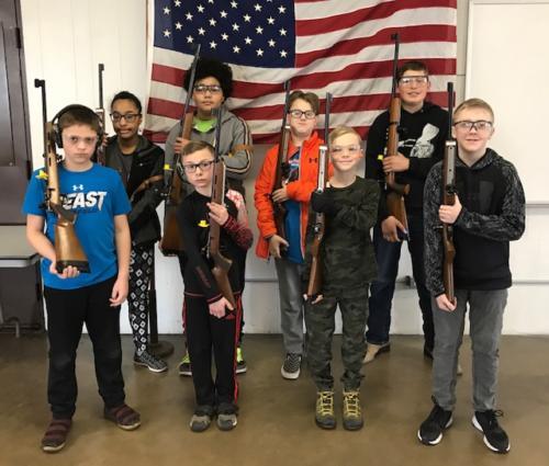 Jr Rifle 3 2019